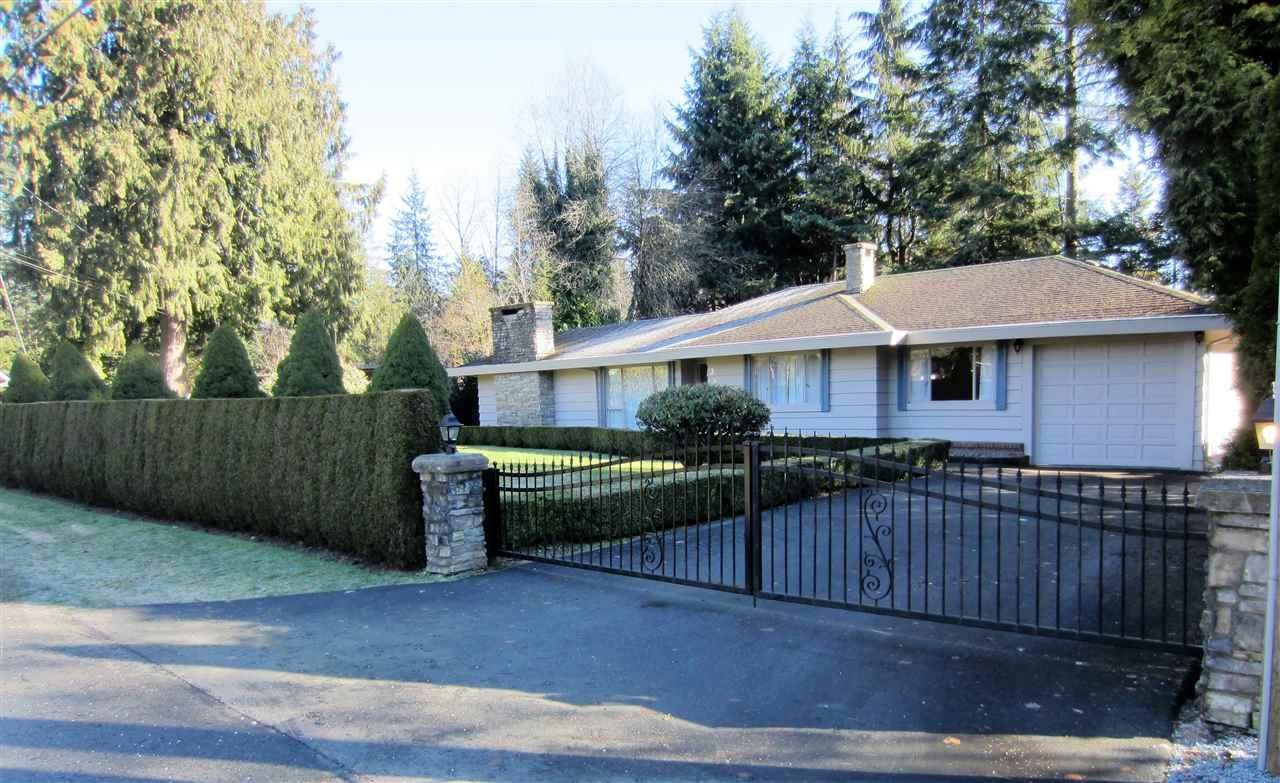 R2136208 - 380 ST. JAMES CRESCENT, British Properties, West Vancouver, BC - House/Single Family