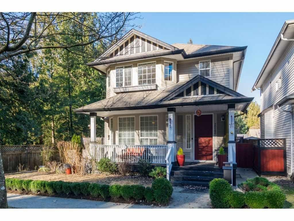 R2136269 - 20580 87A AVENUE, Walnut Grove, Langley, BC - House/Single Family
