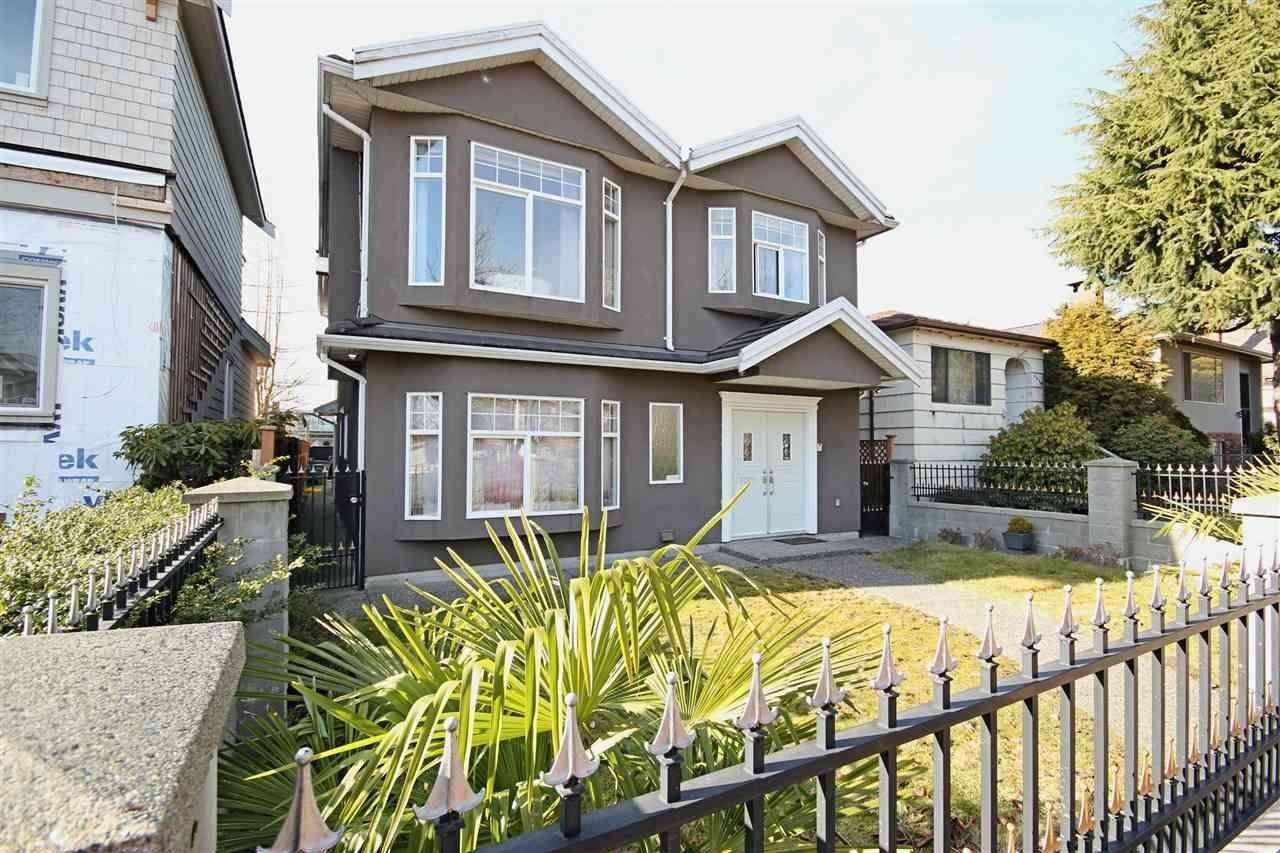 R2136418 - 6461 SOPHIA STREET, Main, Vancouver, BC - House/Single Family