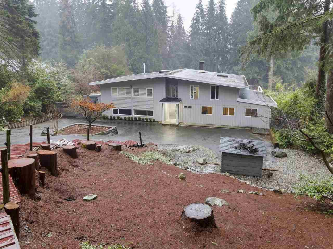 R2136490 - 312 STEVENS DRIVE, British Properties, West Vancouver, BC - House/Single Family