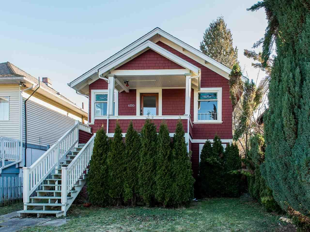 R2136563 - 4550 HARRIET STREET, Fraser VE, Vancouver, BC - House/Single Family