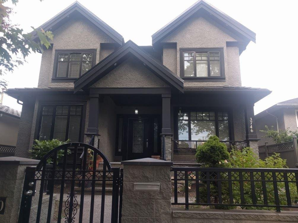 R2136596 - 3740 BEATRICE STREET, Victoria VE, Vancouver, BC - House/Single Family