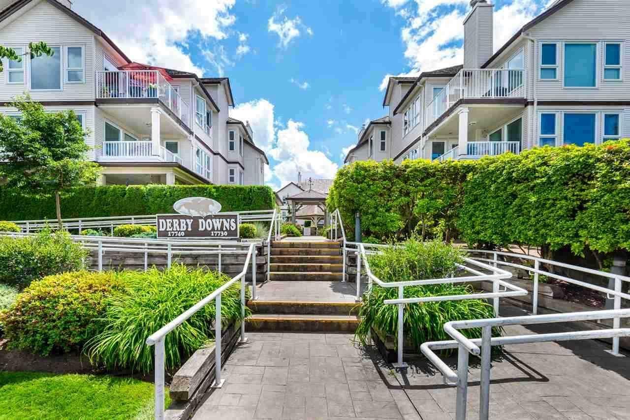 R2137081 - 206 17740 58A AVENUE, Cloverdale BC, Surrey, BC - Apartment Unit