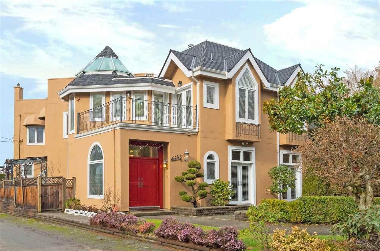 R2137304 - 6643 BALSAM STREET, S.W. Marine, Vancouver, BC - House/Single Family