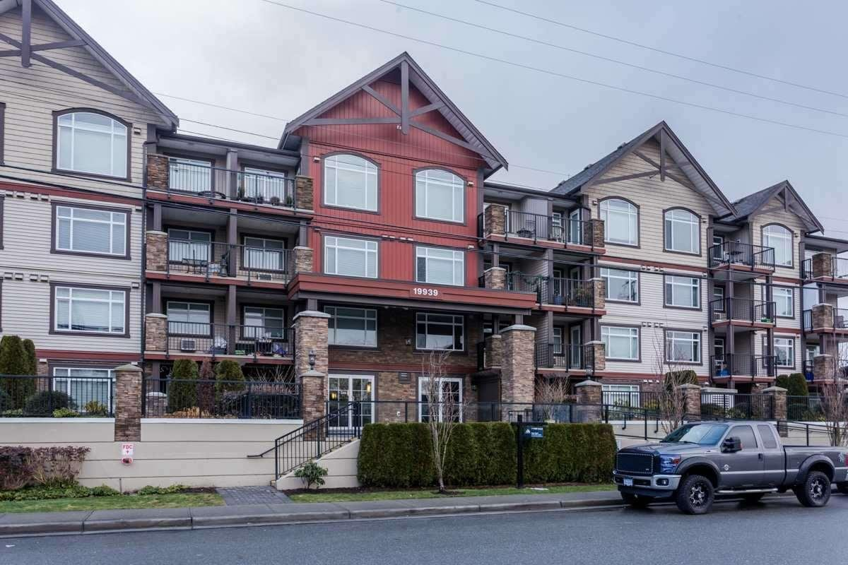 R2137411 - 304 19939 55A AVENUE, Langley City, Langley, BC - Apartment Unit