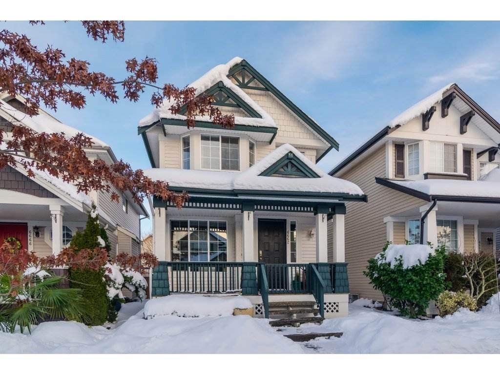 R2137592 - 6662 185 STREET, Cloverdale BC, Surrey, BC - House/Single Family