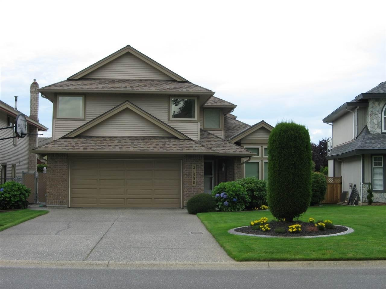 R2137597 - 21559 86 COURT, Walnut Grove, Langley, BC - House/Single Family