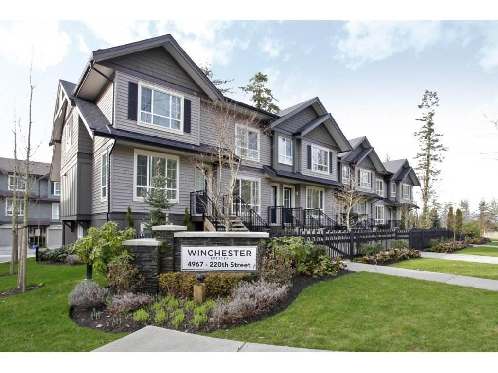 R2137685 - 33 4967 220 STREET, Murrayville, Langley, BC - Townhouse