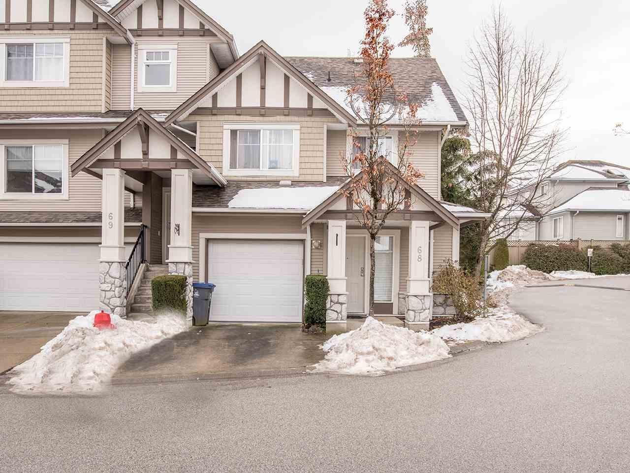 R2137779 - 68 18221 68 AVENUE, Cloverdale BC, Surrey, BC - Townhouse