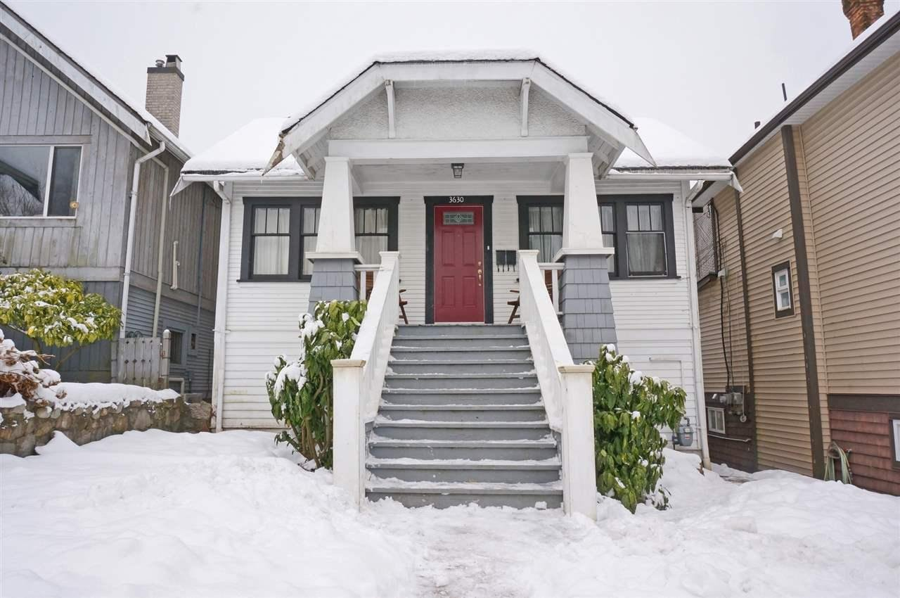 R2137859 - 3630 OXFORD STREET, Hastings East, Vancouver, BC - House/Single Family
