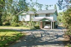R2137907 - 19345 76 AVENUE, Clayton, Surrey, BC - House with Acreage