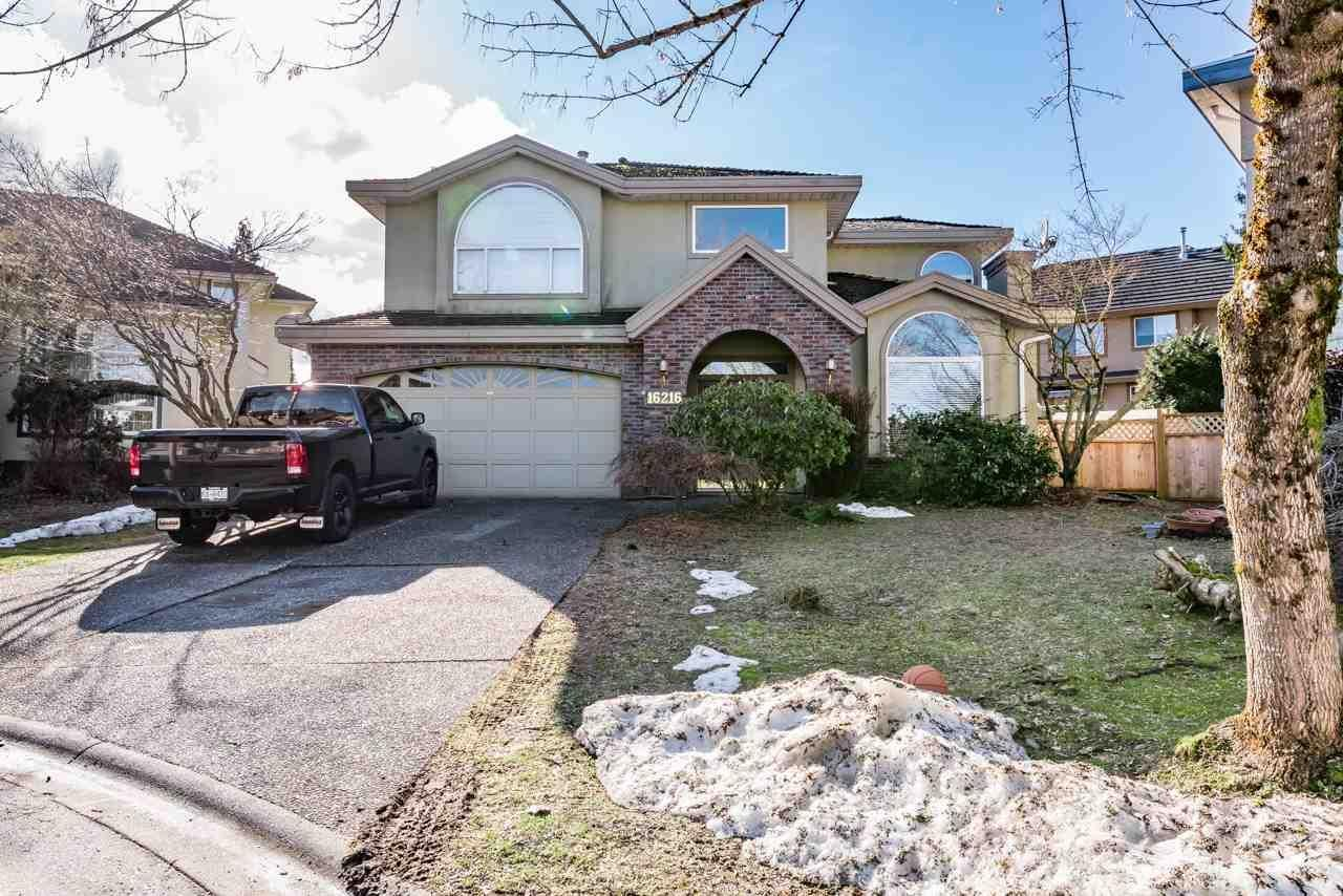 R2137964 - 16216 110A AVENUE, Fraser Heights, Surrey, BC - House/Single Family