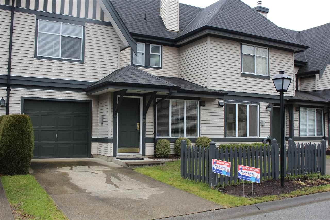 R2138022 - 55 18883 65 AVENUE, Cloverdale BC, Surrey, BC - Townhouse