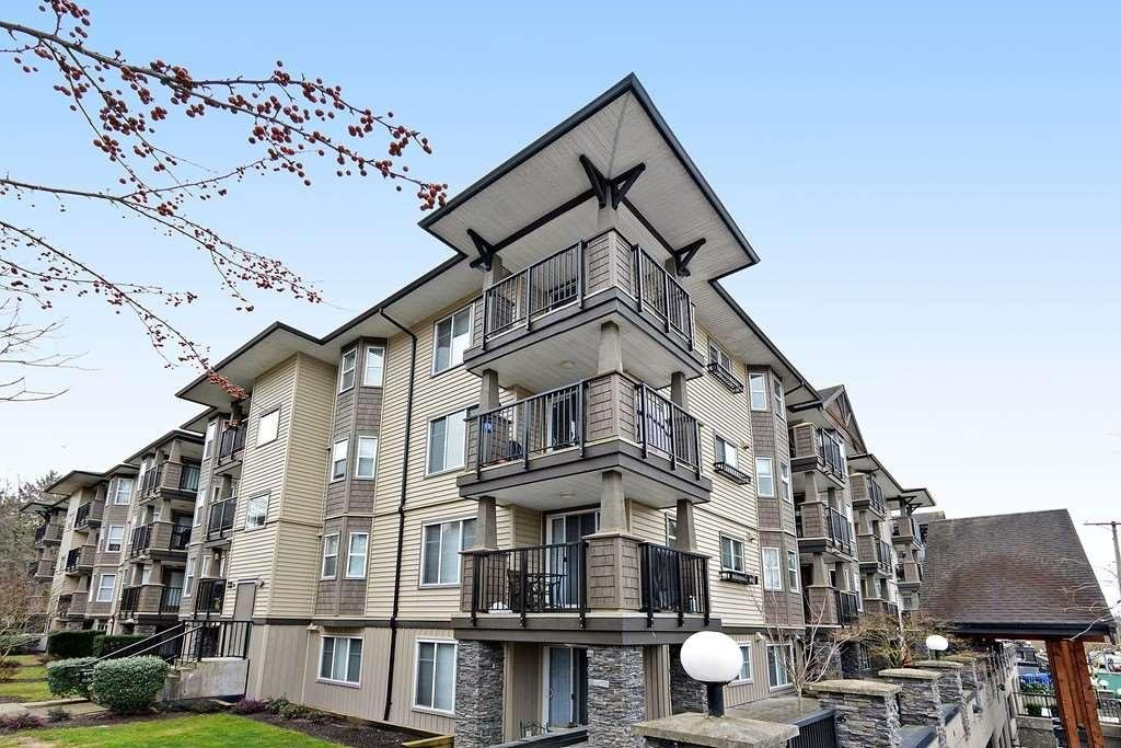 R2138061 - 309 5488 198 STREET, Langley City, Langley, BC - Apartment Unit