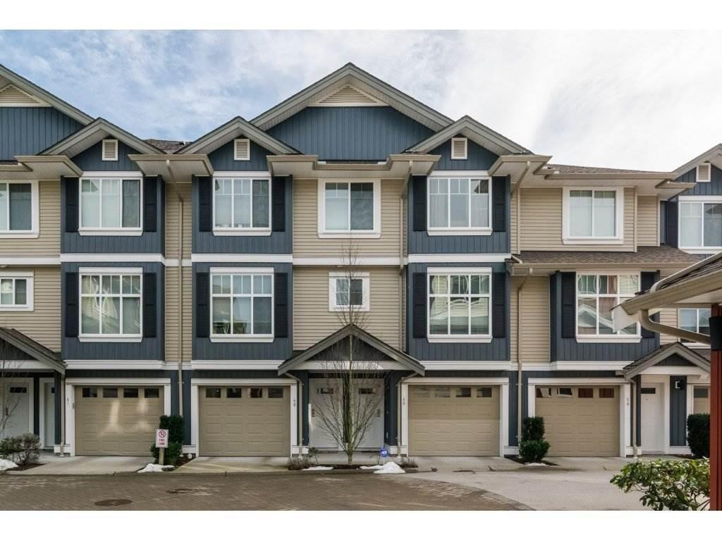 R2138256 - 49 6956 193 STREET, Clayton, Surrey, BC - Townhouse