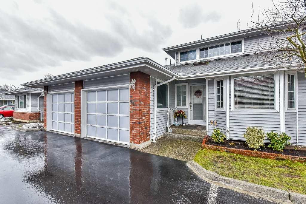 R2138478 - 7 5365 205 STREET, Langley City, Langley, BC - Townhouse