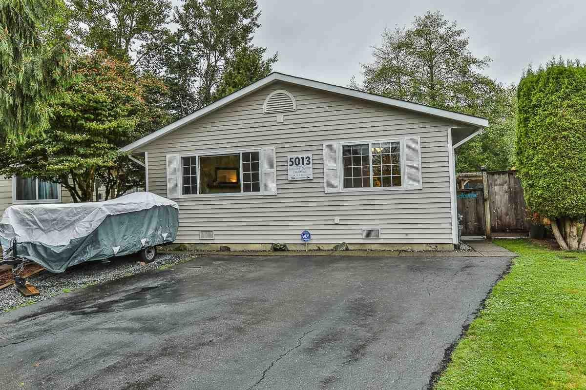 R2138729 - 5013 205B STREET, Langley City, Langley, BC - House/Single Family
