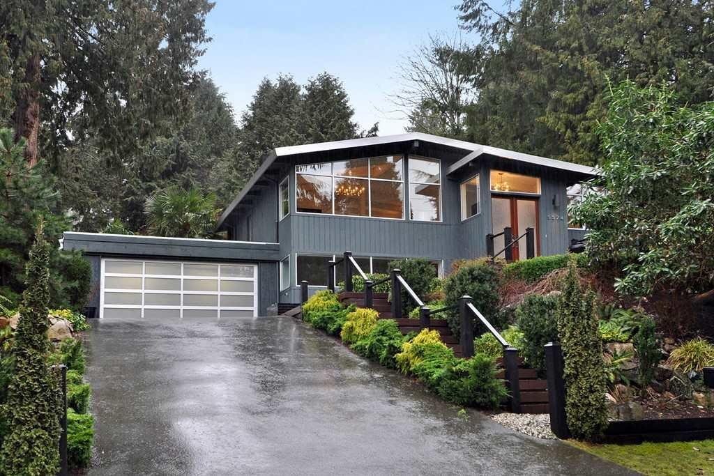 R2139438 - 5574 GALLAGHER PLACE, Eagle Harbour, West Vancouver, BC - House/Single Family