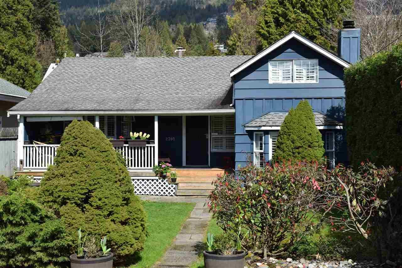 R2139446 - 2391 KINGS AVENUE, Dundarave, West Vancouver, BC - House/Single Family