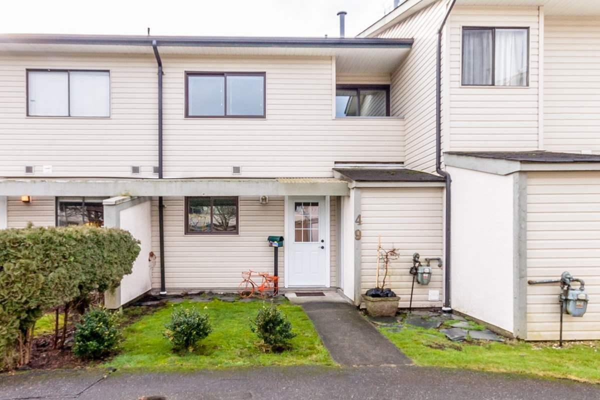 R2139517 - 49 5181 204 STREET, Langley City, Langley, BC - Townhouse