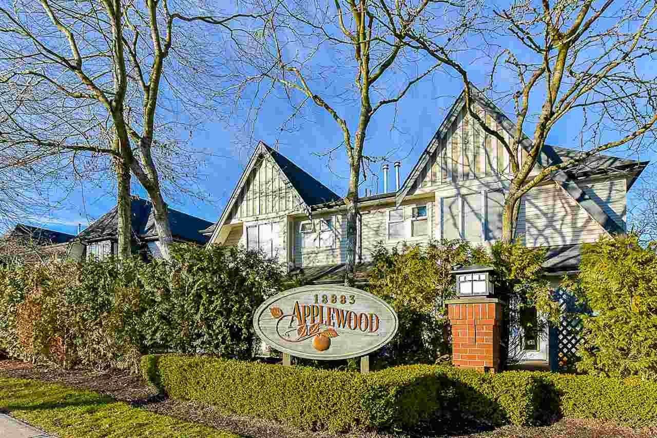 R2139562 - 23 18883 65 AVENUE, Cloverdale BC, Surrey, BC - Townhouse