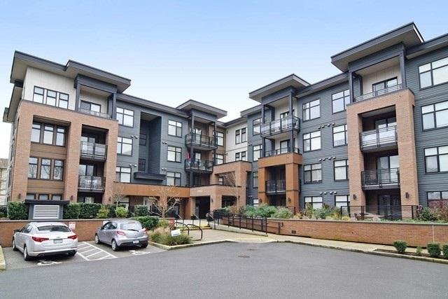 R2139637 - 107 20068 FRASER HIGHWAY, Langley City, Langley, BC - Apartment Unit