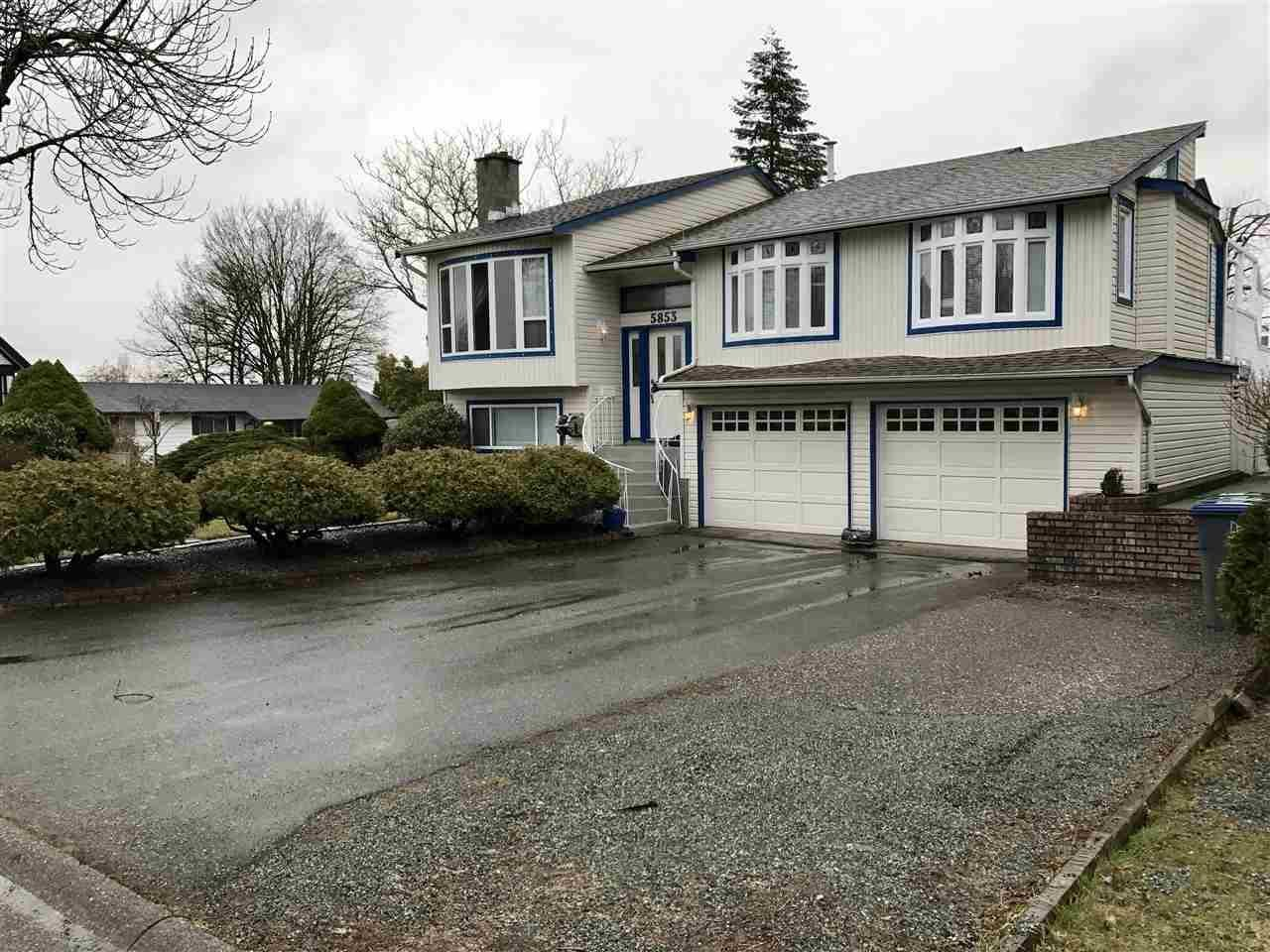R2139731 - 5853 184A STREET, Cloverdale BC, Surrey, BC - House/Single Family
