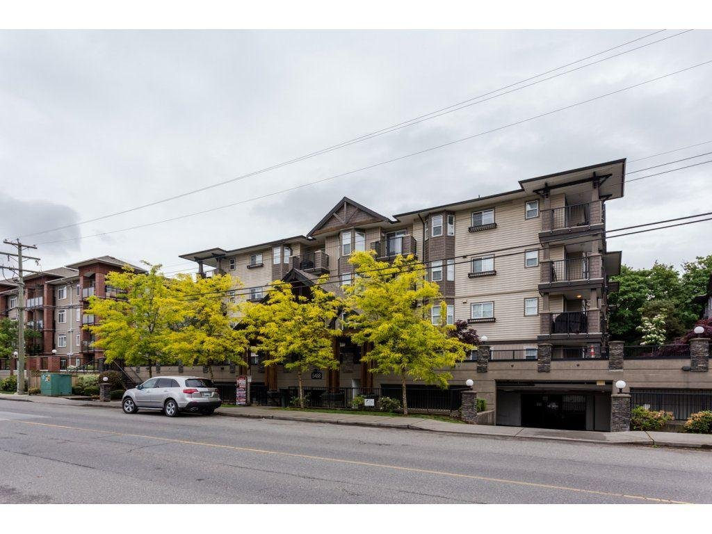 R2139767 - 204 5488 198 STREET, Langley City, Langley, BC - Apartment Unit