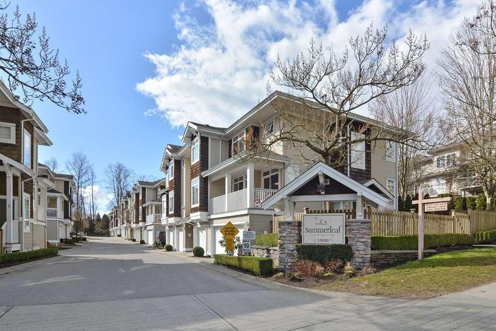 R2139816 - 43 15030 58 AVENUE, Sullivan Station, Surrey, BC - Townhouse