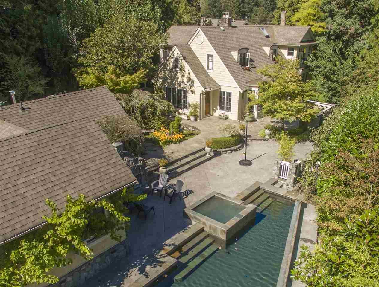 R2139918 - 4881 WATER LANE, Olde Caulfeild, West Vancouver, BC - House/Single Family