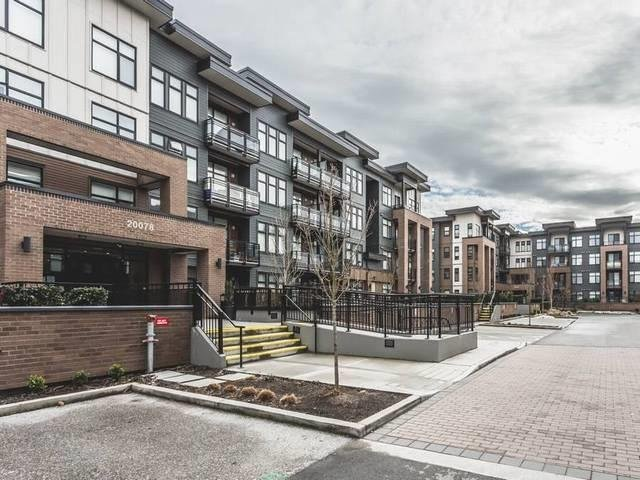 R2139930 - 414 20078 FRASER HIGHWAY, Langley City, Langley, BC - Apartment Unit