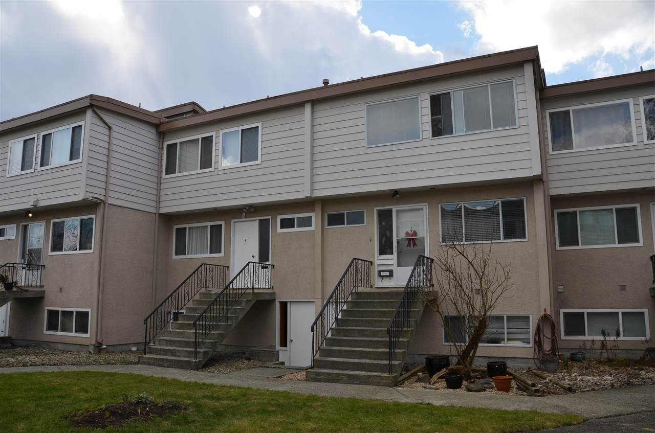R2140036 - 4 20601 EASTLEIGH CRESCENT, Langley City, Langley, BC - Townhouse
