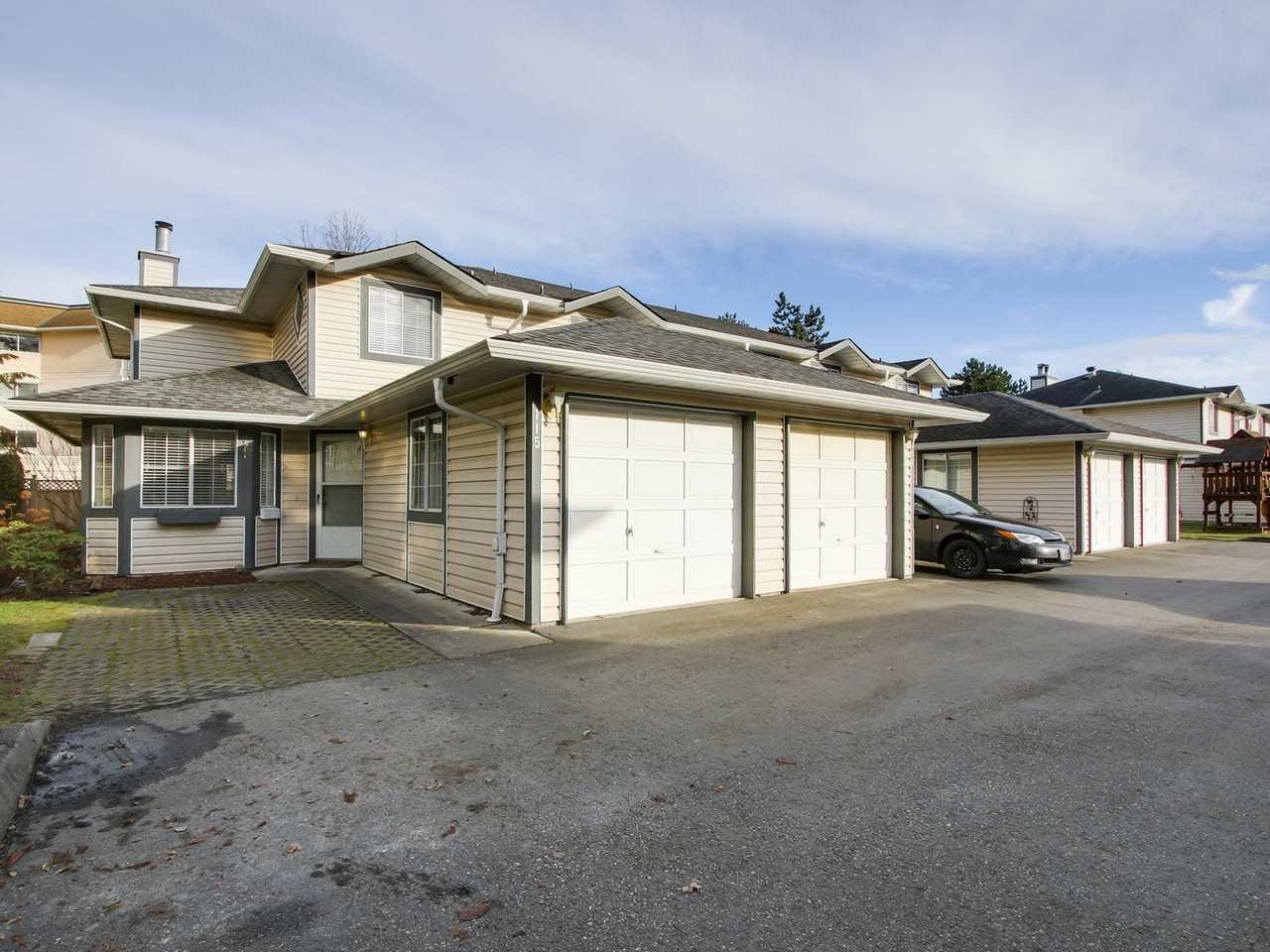 R2140437 - 115 5360 201 STREET, Langley City, Langley, BC - Townhouse