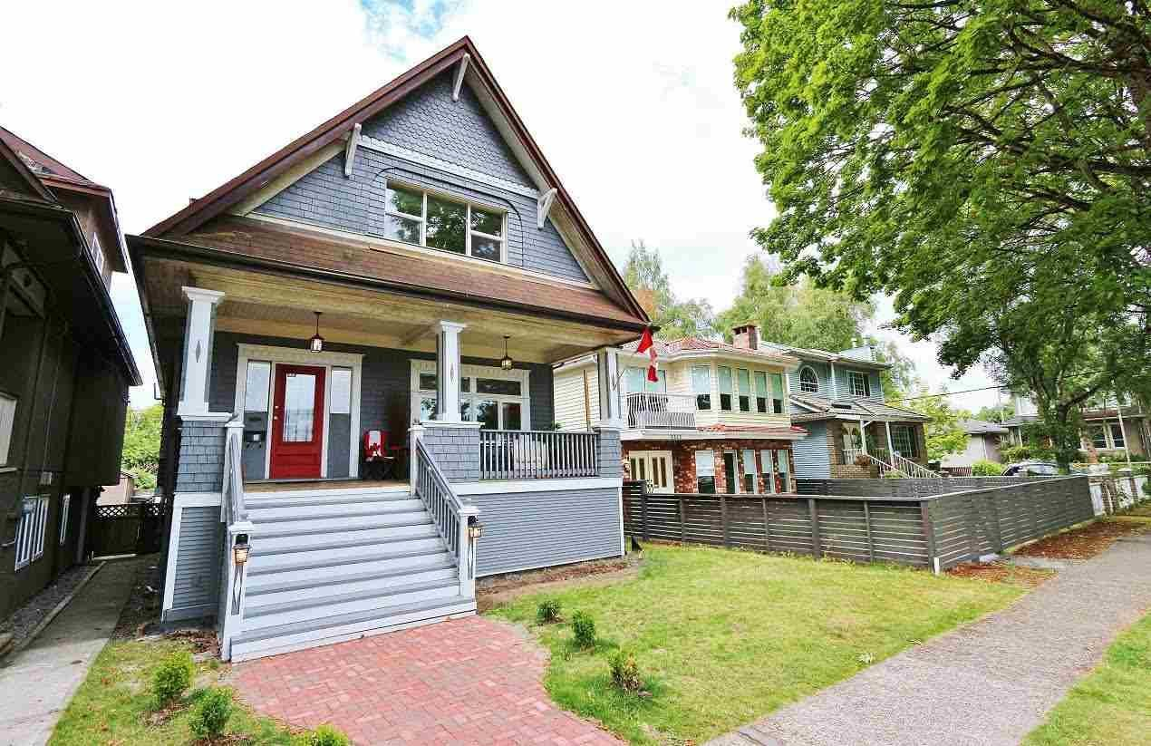 R2140445 - 3325 QUEBEC STREET, Main, Vancouver, BC - House/Single Family