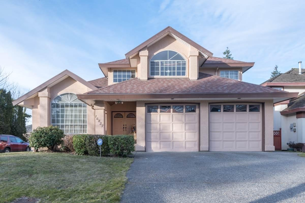 R2140462 - 16827 103A AVENUE, Fraser Heights, Surrey, BC - House/Single Family