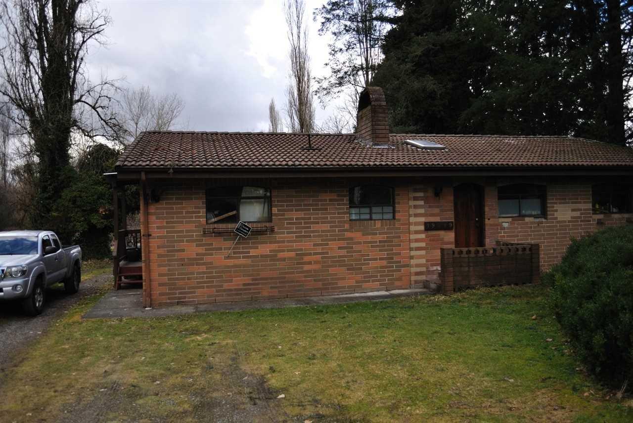 R2140502 - 19489 76 AVENUE, Clayton, Surrey, BC - House with Acreage