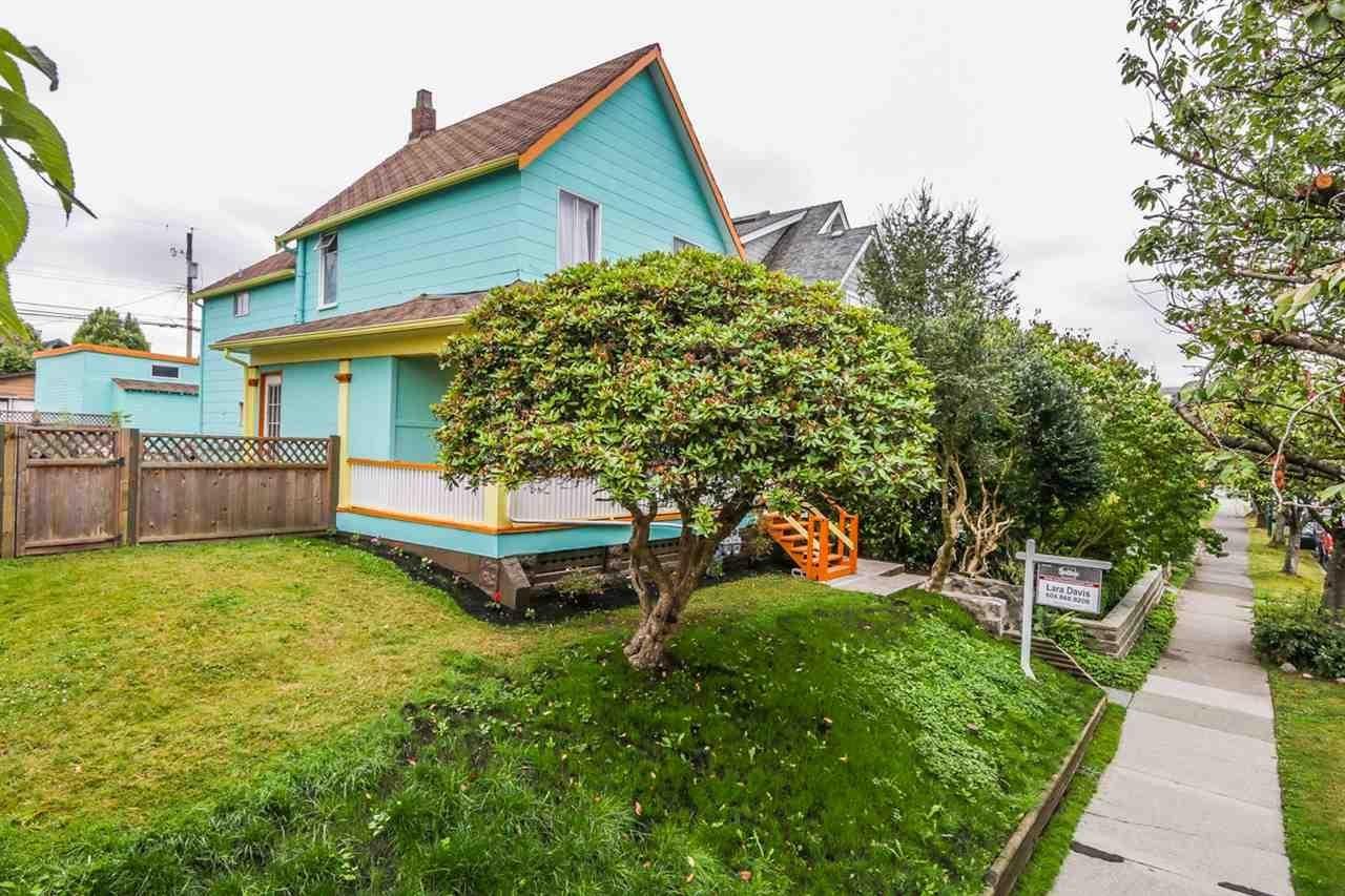 R2140574 - 260 E 17TH AVENUE, Main, Vancouver, BC - House/Single Family