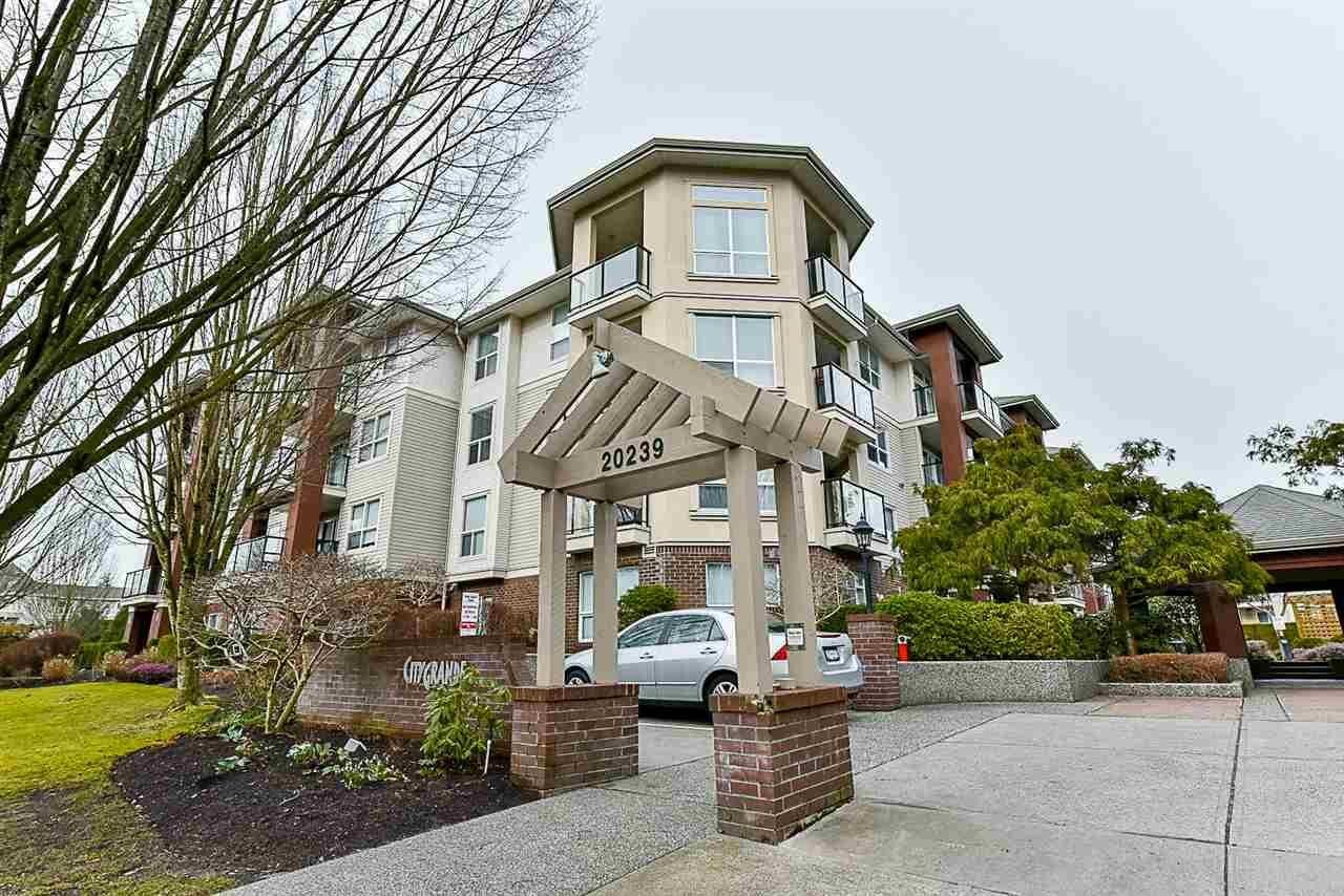 R2140603 - 309 20239 MICHAUD CRESCENT, Langley City, Langley, BC - Apartment Unit