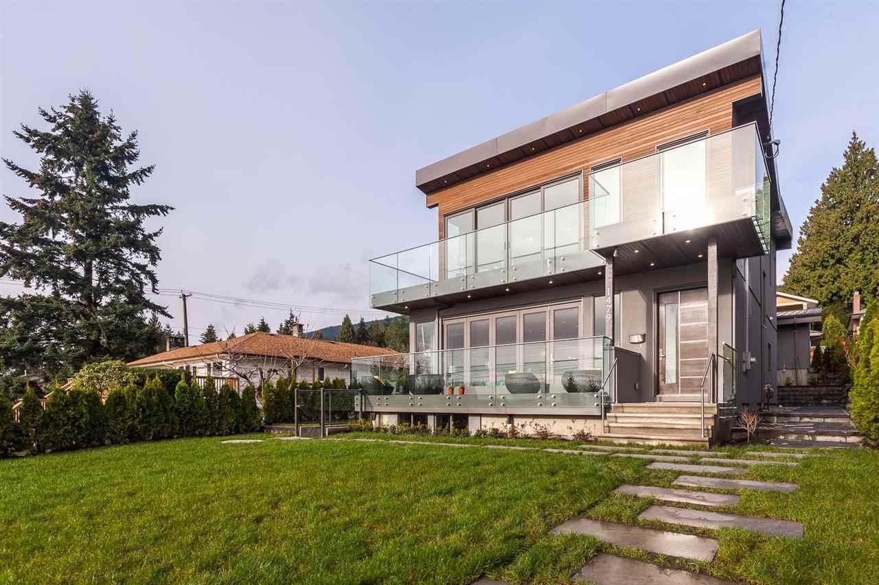 R2140626 - 1479 NELSON AVENUE, Ambleside, West Vancouver, BC - House/Single Family