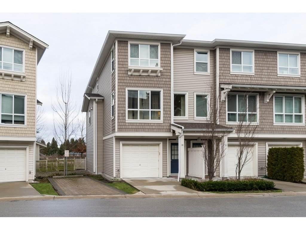 R2140631 - 38 8355 DELSOM WAY, Nordel, Delta, BC - Townhouse