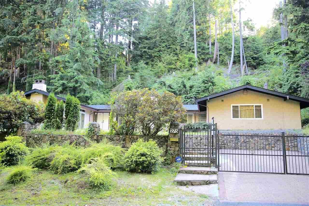 R2140667 - 275 RABBIT LANE, British Properties, West Vancouver, BC - House/Single Family