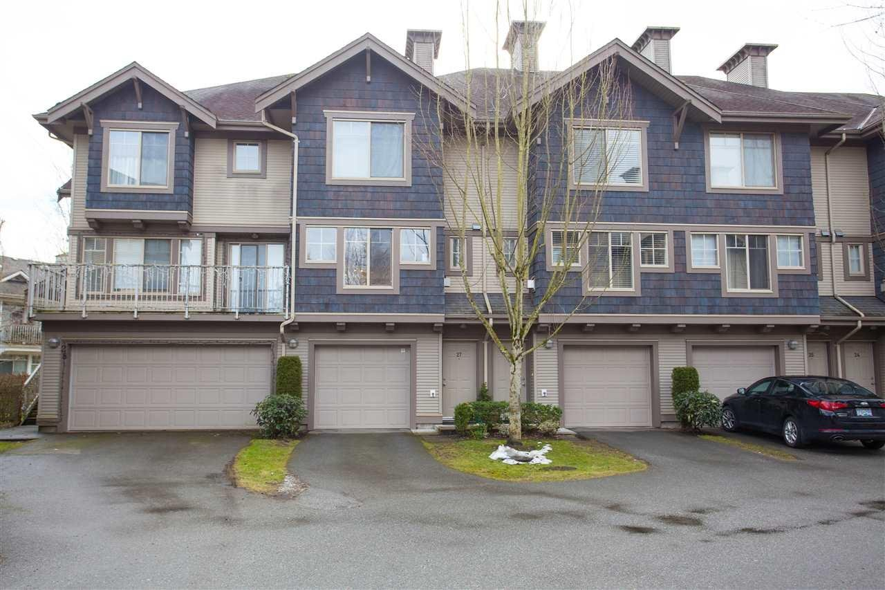 R2140756 - 27 20761 DUNCAN WAY, Langley City, Langley, BC - Townhouse