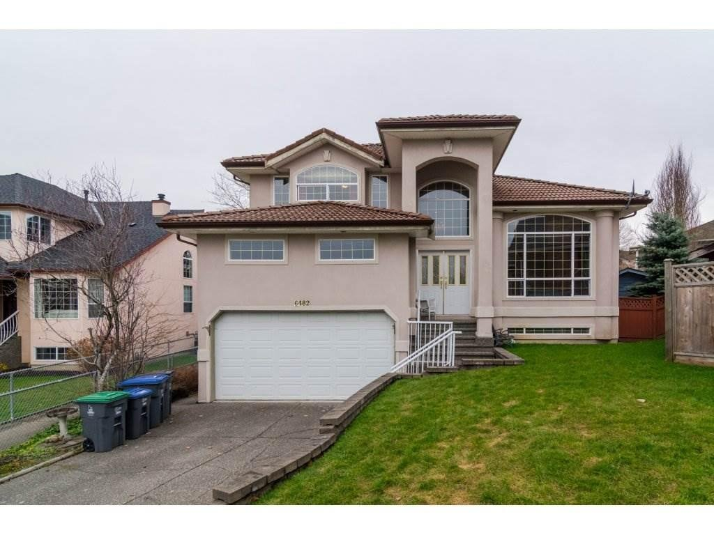R2140758 - 6482 CLAYTONWOOD COURT, Cloverdale BC, Surrey, BC - House/Single Family