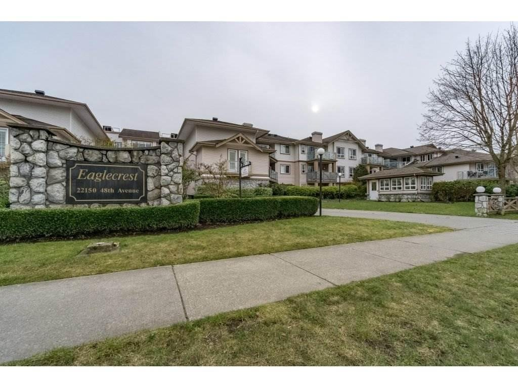 R2140815 - 108 22150 48 AVENUE, Murrayville, Langley, BC - Apartment Unit