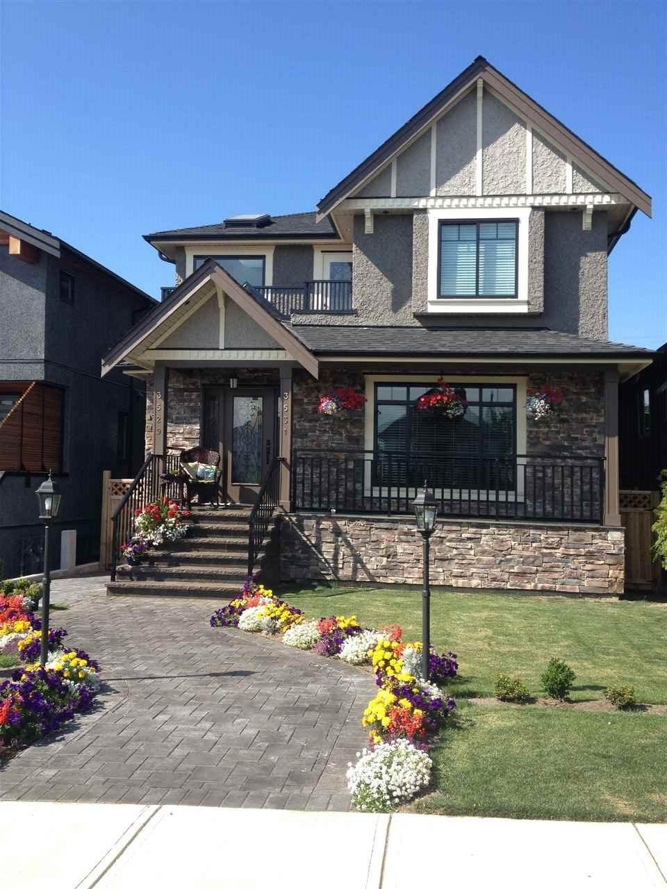 R2141181 - 3529 OXFORD STREET, Hastings East, Vancouver, BC - House/Single Family