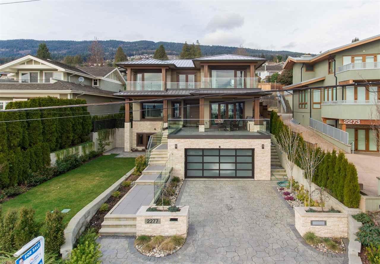 R2141691 - 2277 LAWSON AVENUE, Dundarave, West Vancouver, BC - House/Single Family