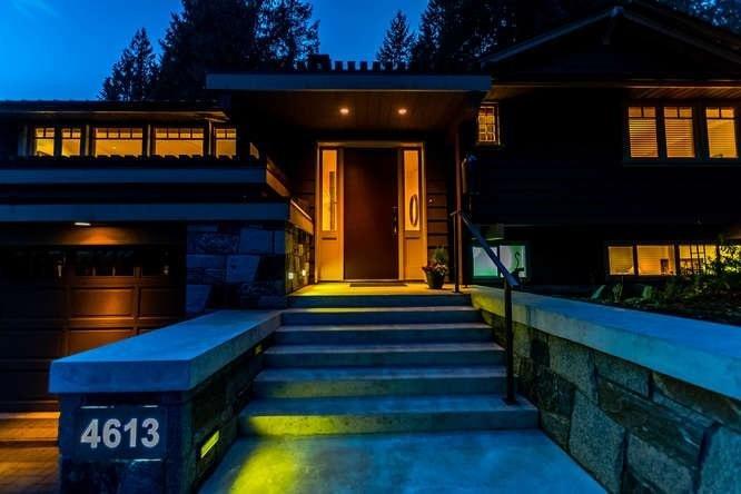 R2141710 - 4613 CAULFEILD DRIVE, Caulfeild, West Vancouver, BC - House/Single Family