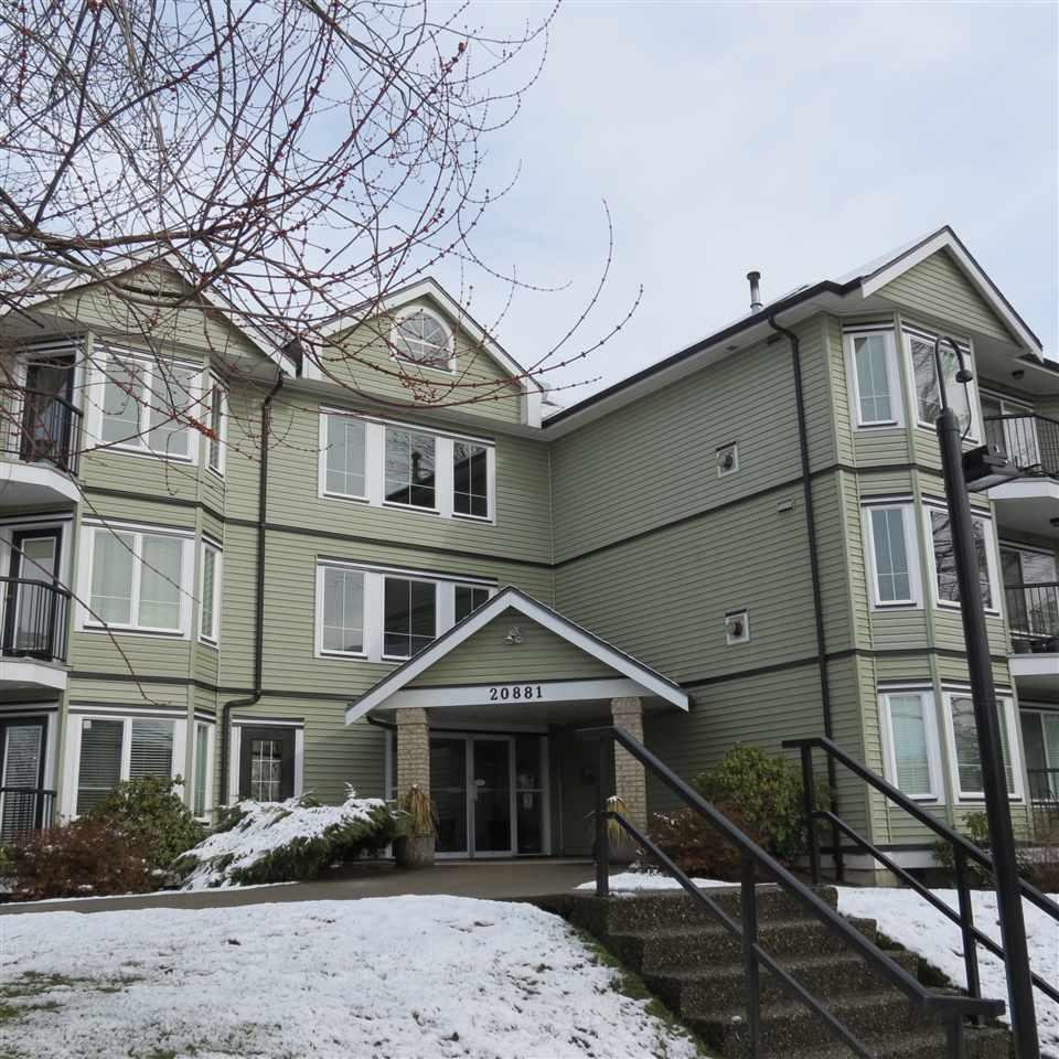 R2141908 - 301 20881 56 AVENUE, Langley City, Langley, BC - Apartment Unit