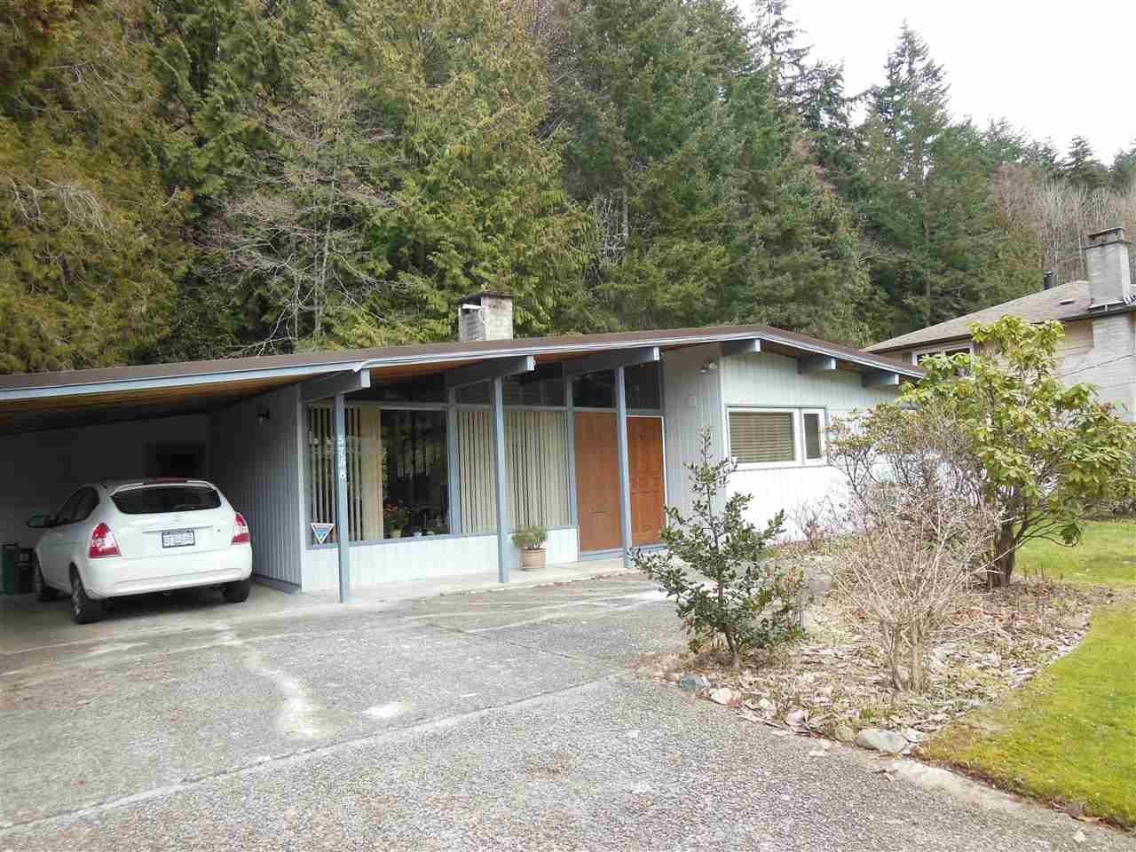 R2141915 - 5758 CRANLEY DRIVE, Eagle Harbour, West Vancouver, BC - House/Single Family