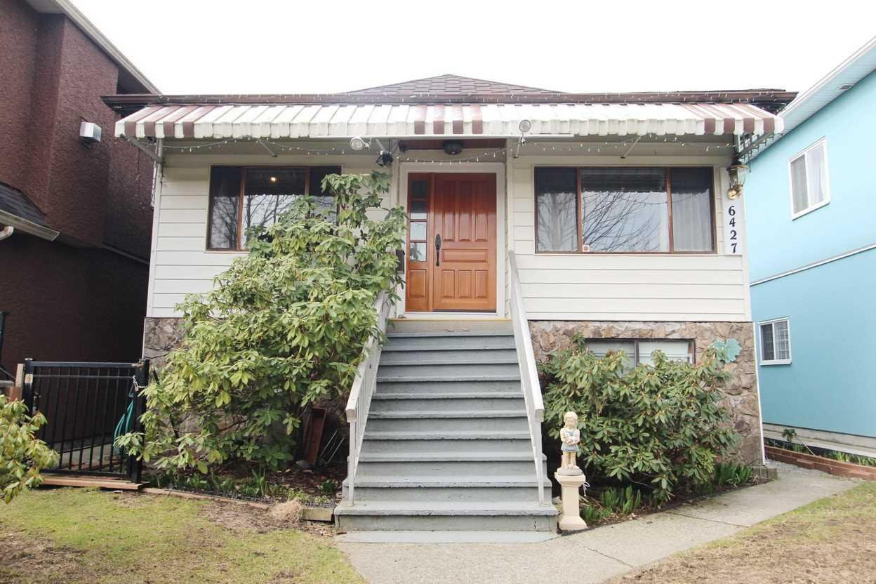 R2142013 - 6427 QUEBEC STREET, Main, Vancouver, BC - House/Single Family